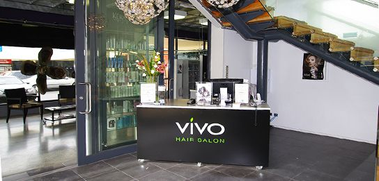 Vivo hair beauty anglesea medical properties for A b mackie salon